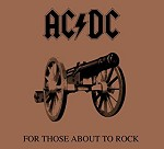 PLAK AC/DC	FOR THOSE ABOUT TO ROCK WE SALUTE YOU